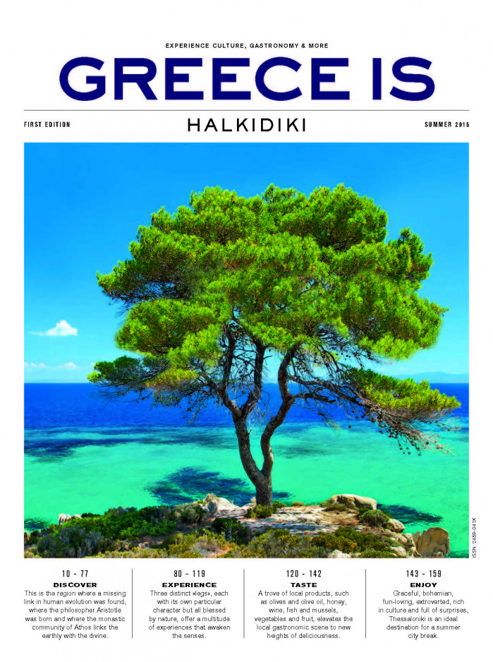 Greece Is Halkidiki, 2016
